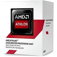 AMD Athlon X4 860K Black Edition Low Noise Cooler - Processzor
