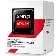 AMD Athlon X4 Black Edition 880Km Low Noise Cooler