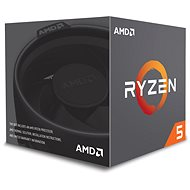 AMD RYZEN 5 1400 - Processor