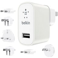 Belkin USB MIXIT 230-Metallic Travel Kit White