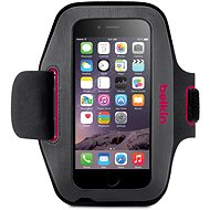 Belkin Sport-Fit Plus Armband pink - Mobile Phone Cases
