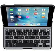 Belkin QODE Lite ultimative Keyboard Case für iPad mini 4 - Schwarz