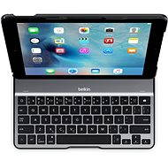 Belkin QODE Ultimate Lite Keyboard Case for iPad Pro 9.7 - Black - Keyboard