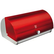 BerlingerHaus Bread Red Metallic Passion - Bread bin