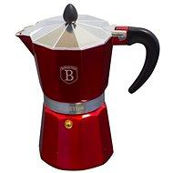 BerlingerHaus Konvice na espresso 6 šálků Burgundy Metallic Line