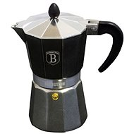 BerlingerHaus Konvice na espresso 6 šálků Carbon Metallic Line