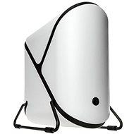 BITFENIX Portal Window Mini-ITX bílá - Počítačová skříň