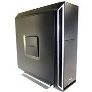 Seien Sie ruhig! SILENT BASE 800 silber - PC-Gehäuse