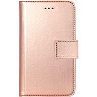 Bigben FOLIOUNIVSP2 růžově zlaté - Pouzdro na mobilní telefon