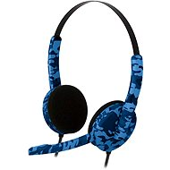 Bigben PS4HEADSETCAMOB blue camouflage