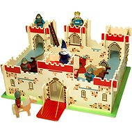 Wooden Castle of King Arthur - Play Set