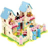 Wooden palace for princesses