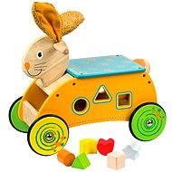 Wooden motorized wheelchair Hare
