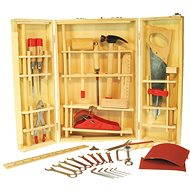 Wooden tool case Junior