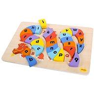 Vzdelávacie abeceda drak