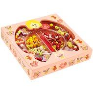 Wooden Perlen auffädeln in einer Box - Fairies