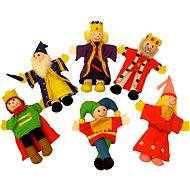 Finger puppets - Set of fairy tale characters