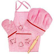 Ružový set šéfkuchárky