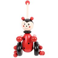 Pull along toy - Ladybird