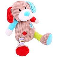 Bigjigs Textile Spielzeug - Hund Bruno - Tier