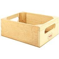 Holzkiste für Lebensmittel
