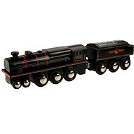 Wooden replica locomotives Black 5 Engine