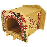 Wooden train sets - Railway tunnel