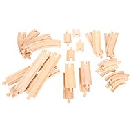 Wooden Railways - Set of 24-track tracks
