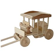 Wooden Toys - coach