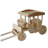 Dřevěné hračky - Kočár