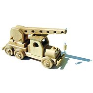 Wooden Toys - Crane