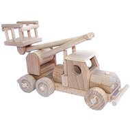 Wooden Toys - Car with platform