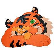 Vkladacie puzzle - Tiger