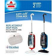 Bissell 2 covers for Lift Off Steam Mop 2in1 7399