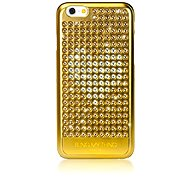 Bling My Thing Extravaganza Gold Heart for Apple iPhone 6