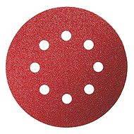 Bosch Sandpaper expert 115 mm / G240, 5 pcs - Sandpaper