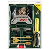 BOSCH X-Line titanium (40pc) - Drill Set