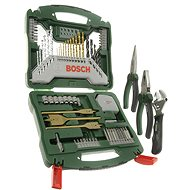 Bosch Accessories Set Mini X-Line 70Ti + set of hand tools