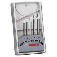 BOSCH Drill Set, CYL-9 Ceramic, 5pcs - Brickwork drill bit set