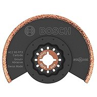 Bosch Carbide segment saw blade with tungsten carbide grain RIFF ACZ 85 RT3