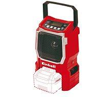 Einhell TE-CR 18 Li Expert Plus (bez baterie) - Radio