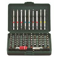 Metabo 71- piece set of drill bits