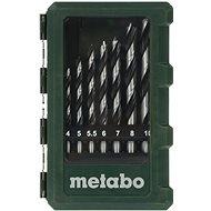 """Metabo 8dílná sada vrtáků do dřeva """"PROMOTION"""""""