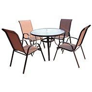 SET zahradního nábytku Jasin - Bronz Design - Set