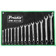 Pro'sKit HW-6514B - Wrench set