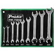 Pro'sKit HW-7509B - Wrench set
