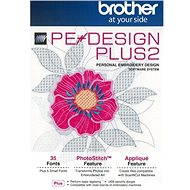 Brother PE Design plus2 - Software