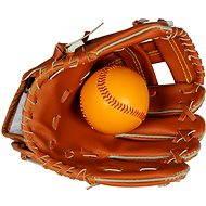 Baseballová rukavice a míč - Herní set