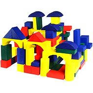 Wooden blocks 100 pcs