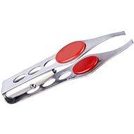 Beauty Relax - LED Pinzette Bürste mit einer Zange - Verschönerungsset